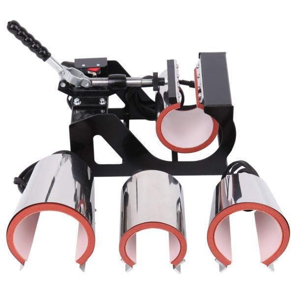 8 In 1 Muntifunctional Sublimation 30*38CM/38*38CM Combo Heat Press Machine Heat Transfer Printer