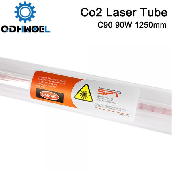 SPT C90 1250MM 90W Co2 Laser Tube for CO2 Laser Engraving Cutting Machine