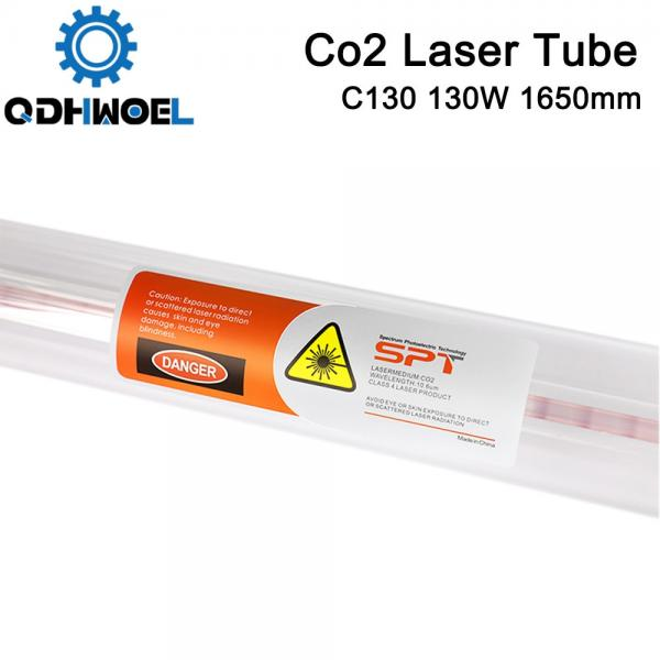 SPT C130 1650MM 130W Co2 Laser Tube for CO2 Laser Engraving Cutting Machine