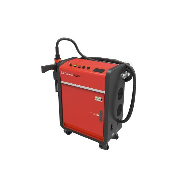 Handheld Laser Cleaning Rust Paint Remov...