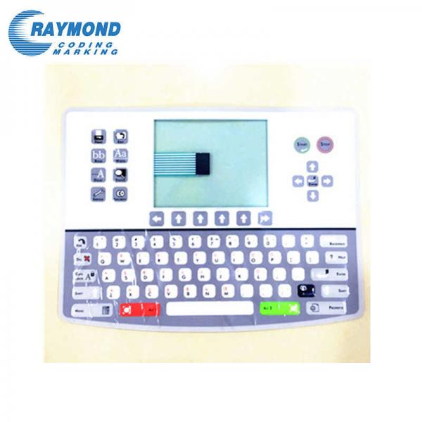 CB004-1010-001C Keyboard cover for Citronix