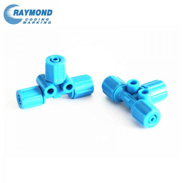 DB14170 Connector tube tee festo 4mm ID for Domino