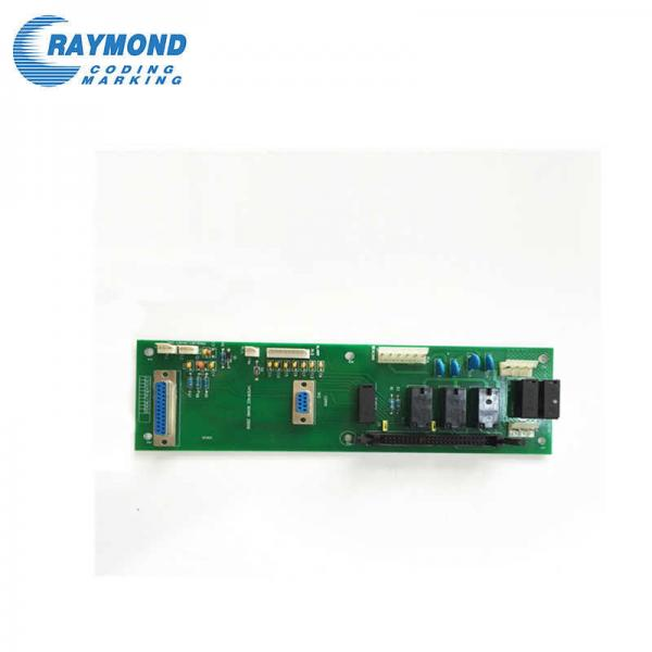 25109 PCB assy for Domino