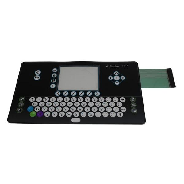 Alternative Low Price Domino Inkjet Printer Spare Parts DD-PC1341 A-GP Keyboard Mask