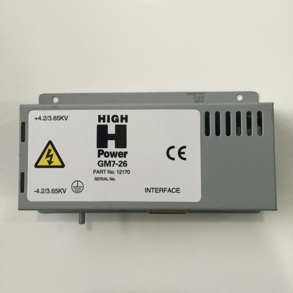 High voltage(HV) power supply  DD12170 i...