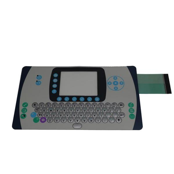 Hot sell DD-PC0225 A120 keyboard membrane alternative for Domino A series printer