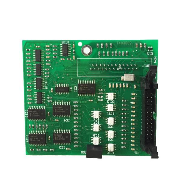 Hot sell DD25036 User interface card board user port PCB board A series spare part for Domino inkjet printer