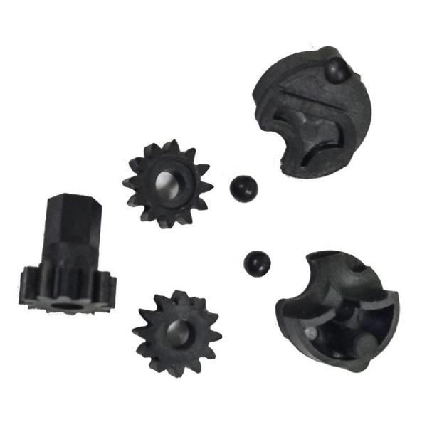 Hot sell DD36610-PC0213 double pump gear...
