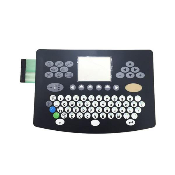 Hot sell DD36674 Membrane Keyboard assy A series spare part for Domino inkjet printer