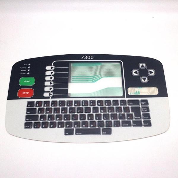 High quality LL-PL1465 L type 7300 keybo...