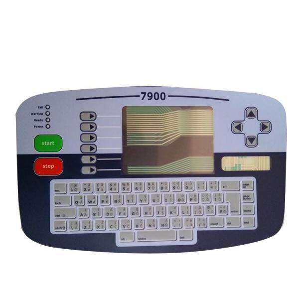 High quality LL-PL1466 L type 7900 keybo...