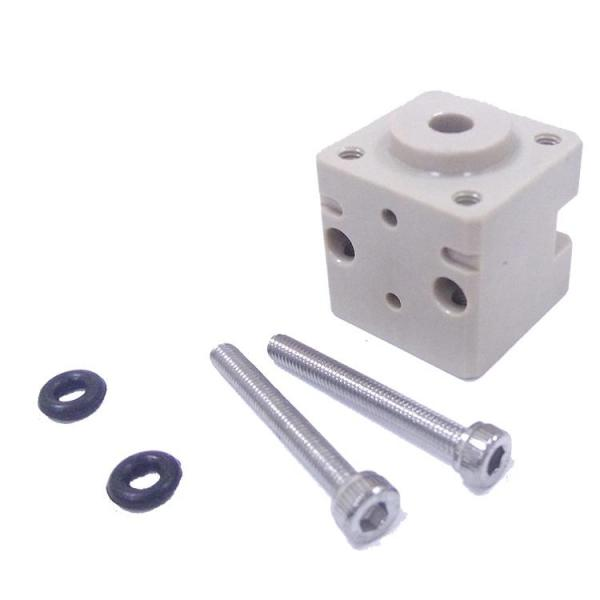 Hot sell MM-PL2757 gun body 55u spare parts for Metronic printer