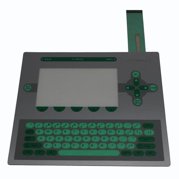 Alternative Factory Cheap ROTTWEIL I Jet Series Keyboard Mask DB-PC1403 Spare Part For Cij Inkjet Coding Printer