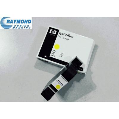 HP yellow color fast dry ink cartridge for TIJ Thermal inkjet printer