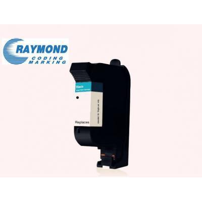 HP black color fast dry ink cartridge for Thermal inkjet printer