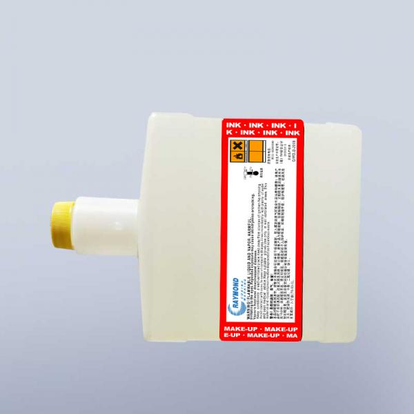 high performance 750ml white ink dilution solvents for citronix marking printer