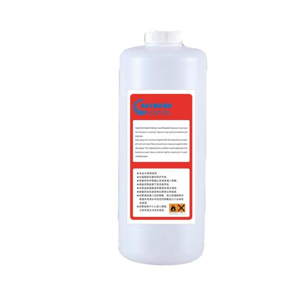 1L bottle for willett solvent 4525 inkje...