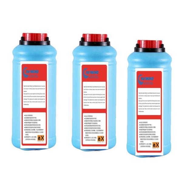 1L bottle for willett solvent 4525 inkjet printer
