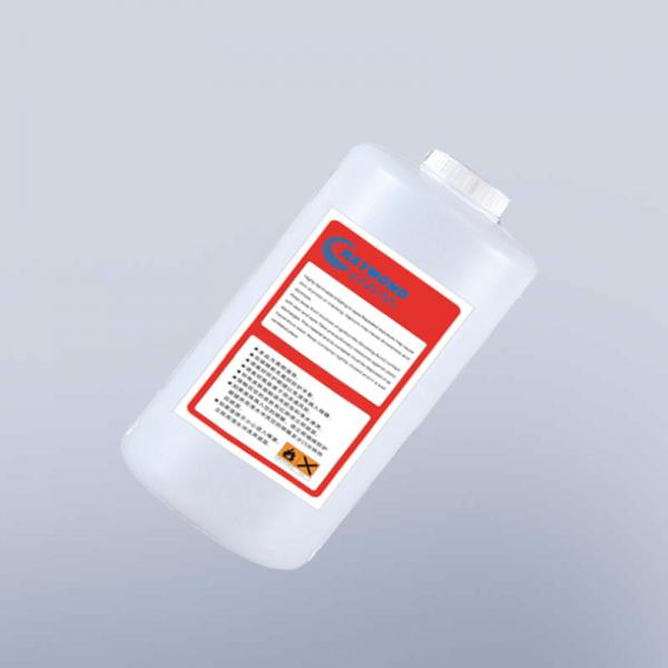 China supplier compatible solvent TH18 for cij inkjet printer