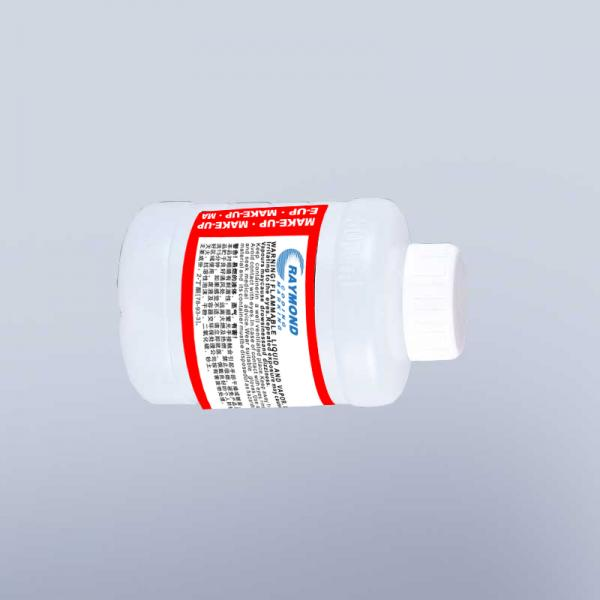 competitive price 1655 500ml white ink solvent for Linx cij dating machine