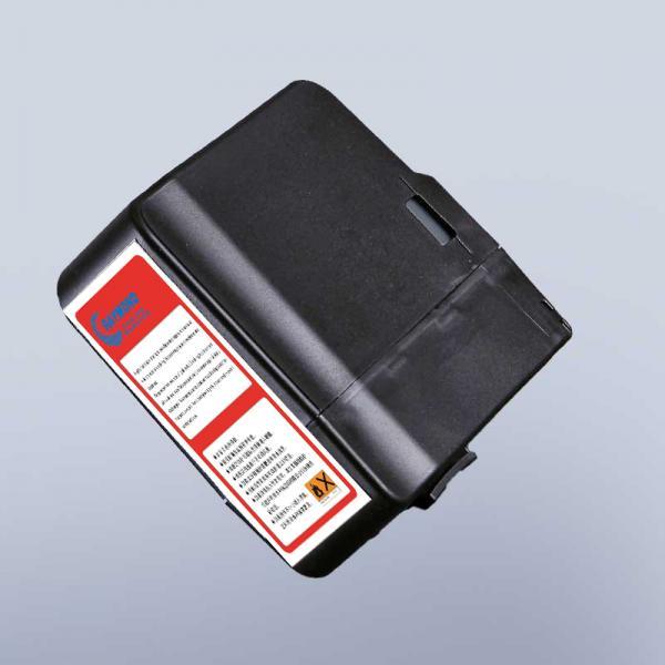 750ml black ink V410-D for videojet digital label printer