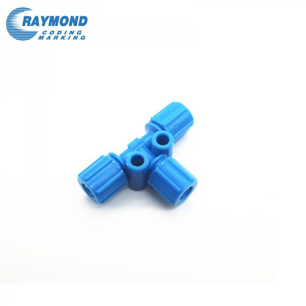 500-0041-110 Connector tube tee 4mm ID f...