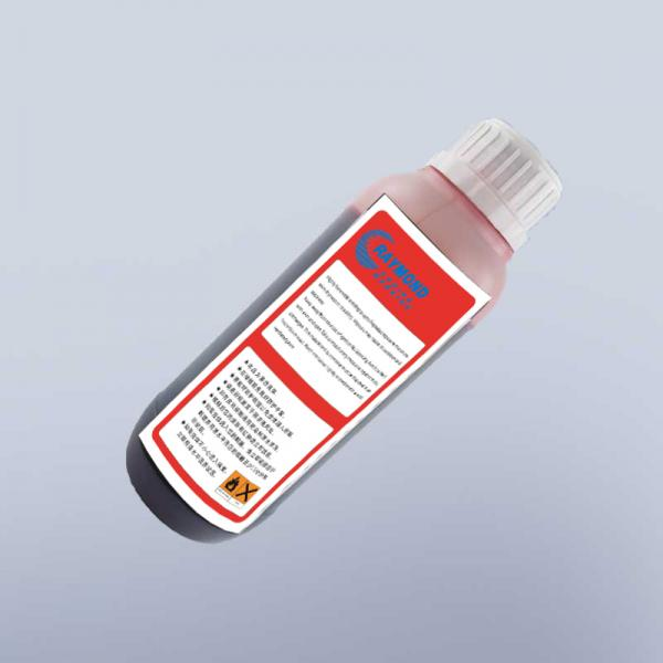 500ml  0.5L CIJ small character inkjet printer red ink for KGK continuous inkjet marking printer