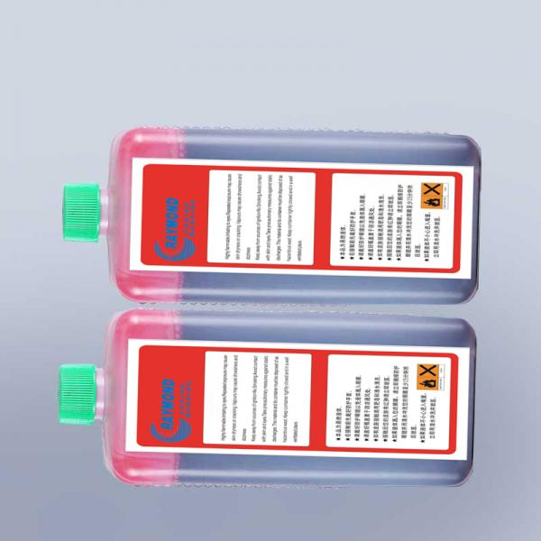 Cheap price Red ink for rottweil ink jet printer