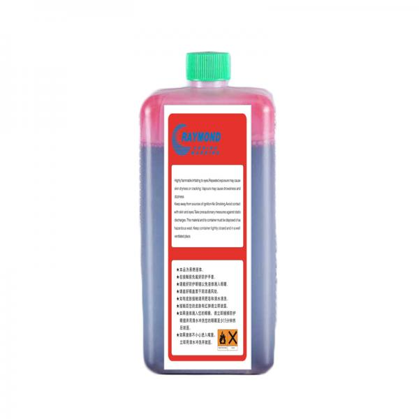 Factory direct high quality Rottweil red ink M-52203 for Rottweil cij printing machine