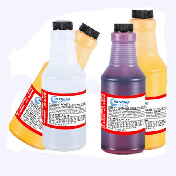 2016 high adhesion for citronix ink good at printing on rubber and electric cable surface
