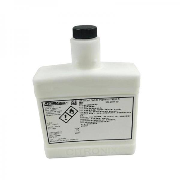 White  pigment  ink 302-2004-001 for Cit...