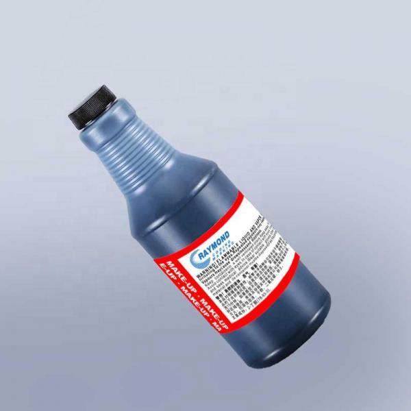 competitive price 473ml solvent based black ink for citronix CIJ inkjet coding printer