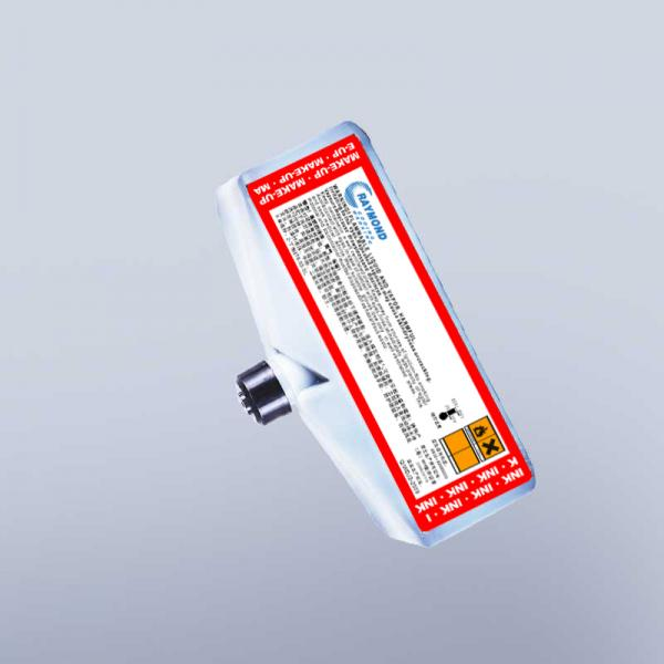 Black ink solvent MC-803BK solvent for domino Inkjet Coding Printer