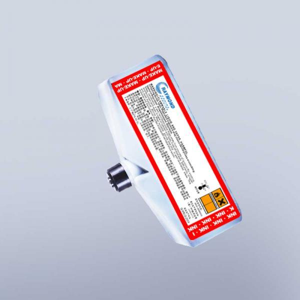 China supplier domino solvent mc-236bk for domino inkjet printer