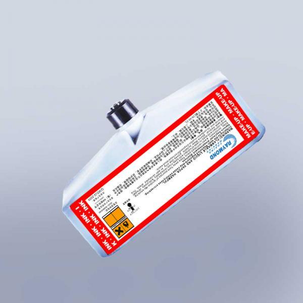 Domino solvent MC-252BK for domino cij inkjet printer