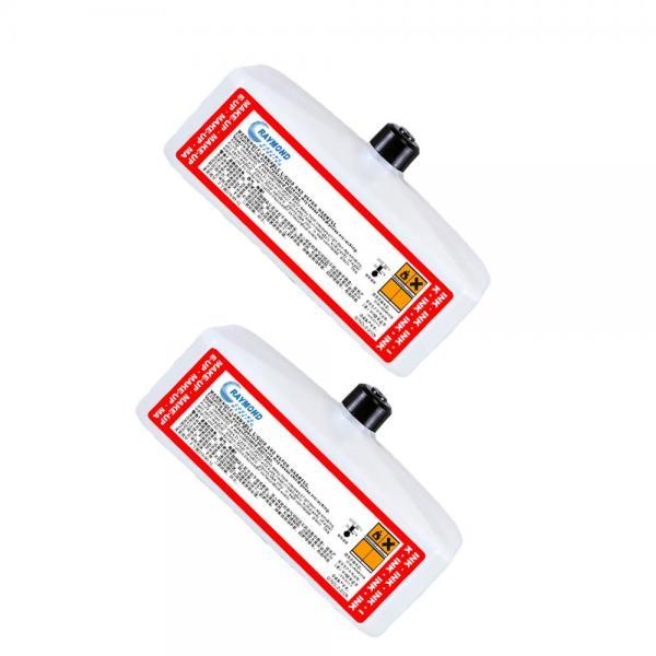 1200ml white for domino printing ink IR-270BK