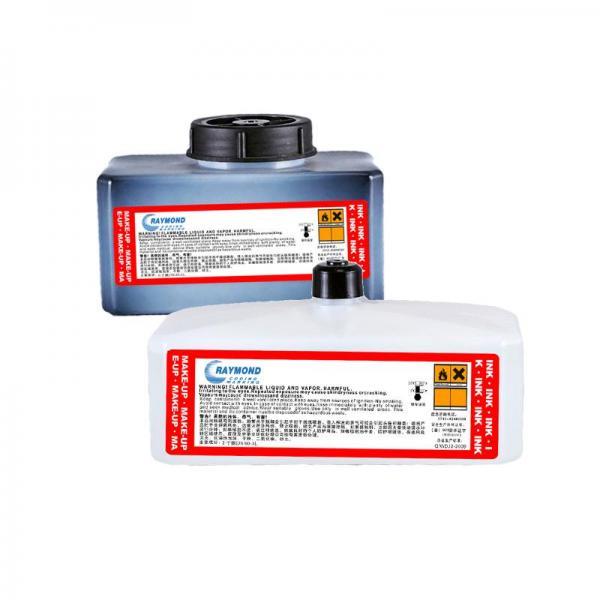 Best selling inkjet printer solvent for domino coding machine