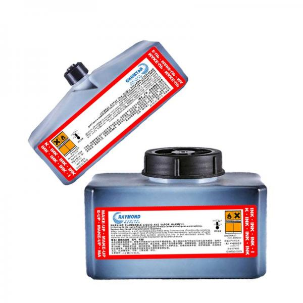 Black Ultra-fast dry ink low odor ink IC-899BK ink for domino Inkjet Coding Printer