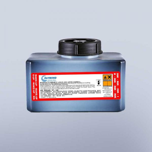 Black fast drying IR-223BK ink high adhesion oil resistant alcohol resistant cookingfor domino Inkjet Coding Printer