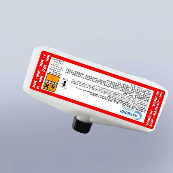 Black ink IC-252BK ink for domino Inkjet...
