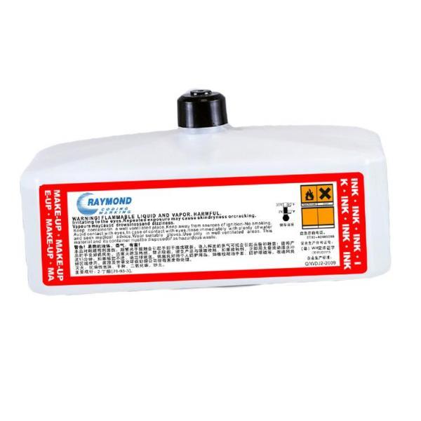 CIJ Ink for domino IC-203BK for Inkjet Coding Printer