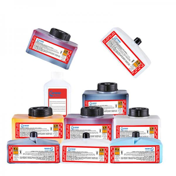 CIJ inkjet ink IR-291BK 1.2L for Domino Continious Ink Jet Coding Printer