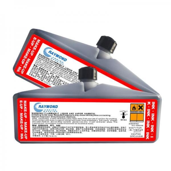Coding machine ink IC-226BK inkjet ink for Domino