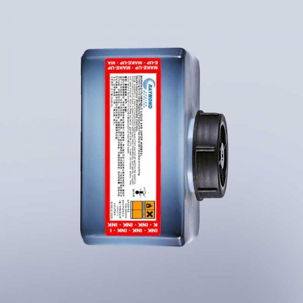 Domino black ink IC-223BK for Domino CIJ inkjet coding printer