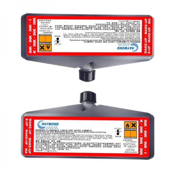 Fast dry coding ink IC-222BK high adhesi...