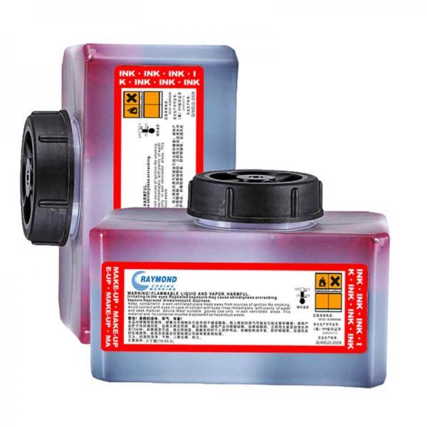 IC-236BK Advanced Ink Cartridge for domino cij inkjet printer 0.825L
