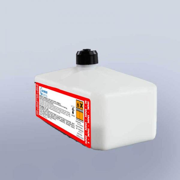 china ink manufacture white ink ic-252wtr for domino