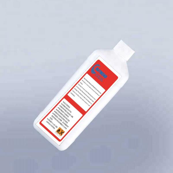 1000ml white ink solvent FT213 for imaje continuous inkjet printer
