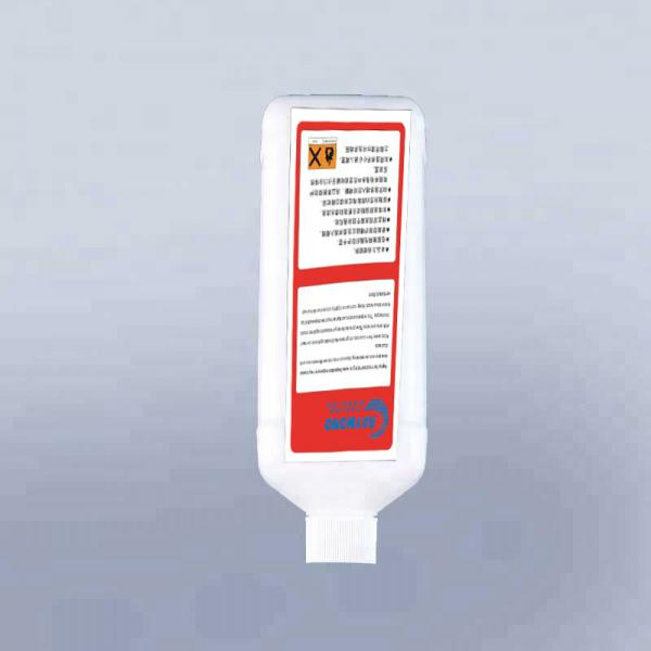 1000ml white ink solvent FT213 for imaje continuous inkjet printer
