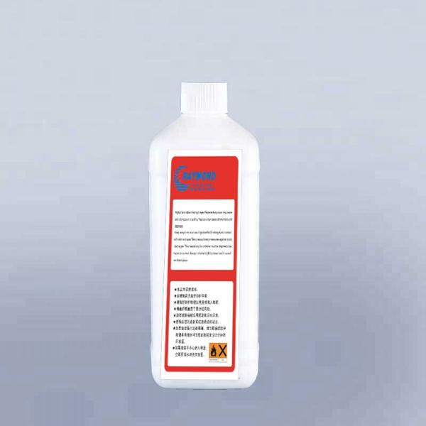 Compatible imaje white solvent for markem-imaje inkjet printer 5589